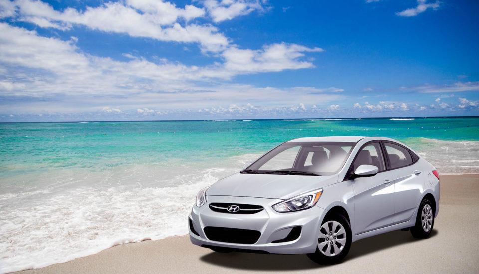 Compact Car Rental Aruba