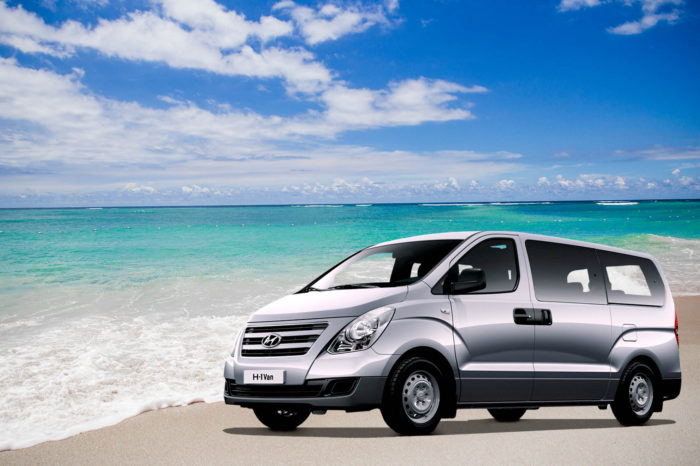 Full Size Van Rental Aruba